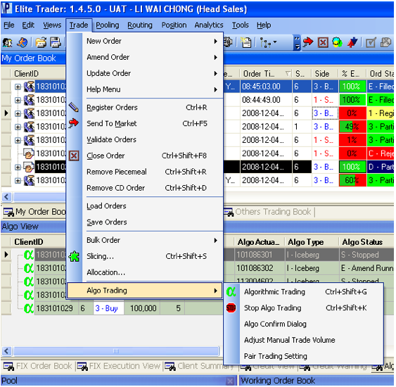 Algorithmic Trading Engine – VPS Limited Official Site